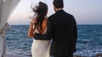 أول حفل زفاف يهودي